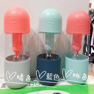 🚚 實拍現貨 黏黏怪物研究所水壺 韓國 熱銷 杯子