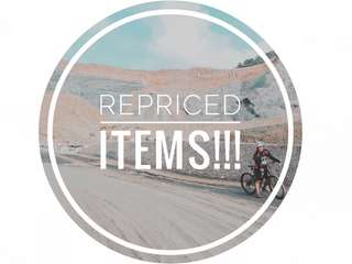Repriced Items!!! Pls check my listings... pls feel free to haggle 🤪🤟