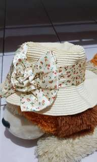 summer Hats dewasa(bahan tebel)