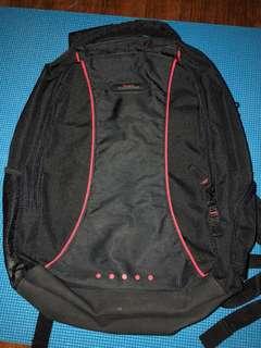 Targus Laptop Backpack Black bag