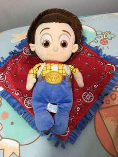 Woody baby