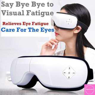 Bluetooth Eye Massager (Brand New)
