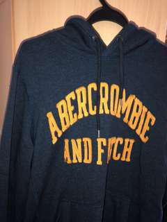 Authentic Abercrombie Pullover Hoodie A&F