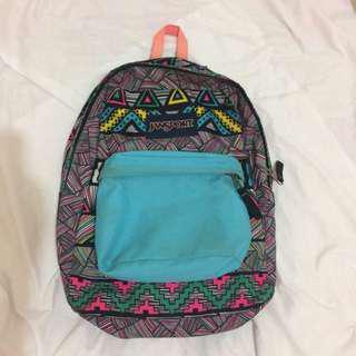 Aztec jansport bag (original)