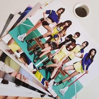 AOA Photo Posters 30cm x 42cm