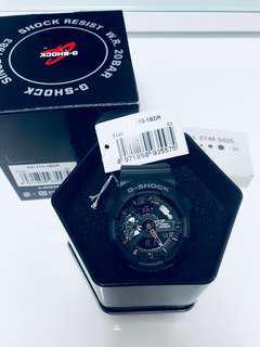 Casio G-Shock GA-110 全黑