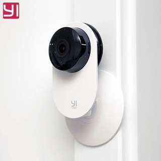 Xiaomi YI Home Camera 720P Wireless Wifi IP Camera Baby Monitor Two-way Audio Smart Webcam