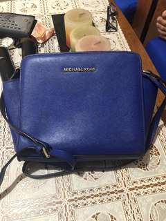 Michael Kors Selma Messenger Bag