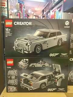 Lego 10262 creator Aston Martin