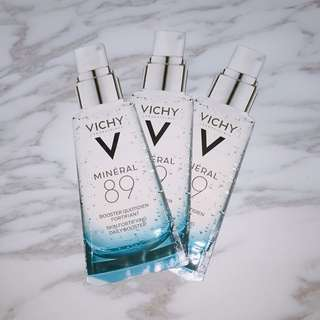 Vichy Mineral 89 Skin Fortifying Daily Booster Serum