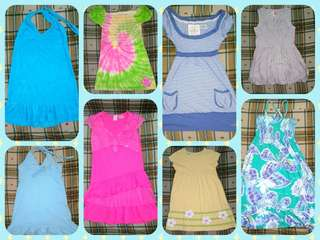 Girls Apparel - Dress Tops