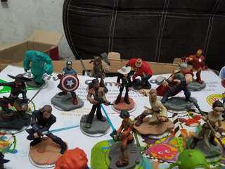 Toys disney infinity figure for xbox,  ps3, wii,  ps4