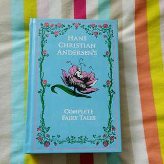 Hans Christian Andersen complete fairy tales (leatherbound)