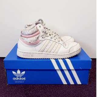 Adidas Hi Top Sneakers *FREE TRACKED POSTAGE*