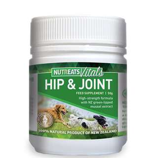 🚚 NutrEats Vital Hip & Joints Supplement