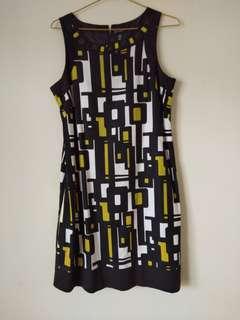 Abstrack Dress