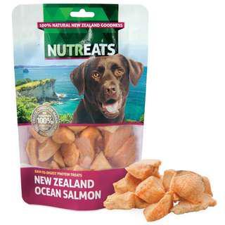 🚚 NutrEats Freeze Dried New Zealand Ocean Salmon