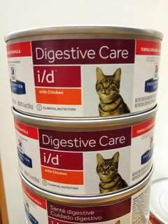 Hill's Prescription Diet i/d Digestive Care 希爾思™ i/d™促進消化機能處方貓罐頭 5.5oz