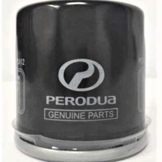 Perodua Genuine Oil Filter for Myvi / Alza / Kancil / Kenali / Viva