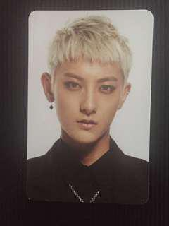 EXO Overdose Tao Official Photocard