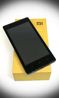 Xiaomi Redmi 1S (3G) Black/Grey hand phone used