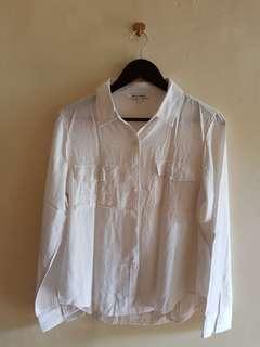 Color Box White Shirt