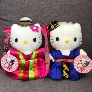 Hello Kitty Korean Wedding • McD 2000