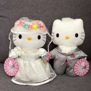 Hello Kitty Western Wedding • McD 2000