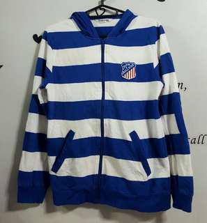 Blue Stripe jacket (unisex)