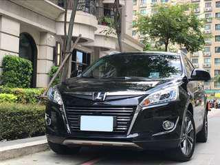 FB搜尋【阿彥嚴選認證車-Yencar】2015 U6黑白2.0頂級款、中古車、二手車、全額貸、車換車