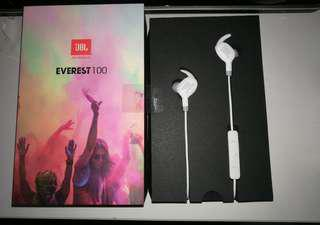 JBL wireless earphone Everest 100