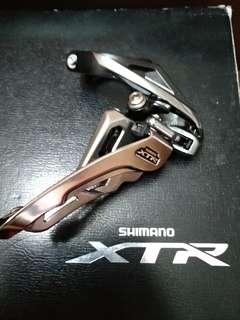 Front Derailleur shimano XTR M9000 for swap