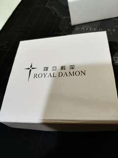 🚚 Royal Damon 羅亞戴蒙項鏈(男)