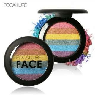 Focallure highlighter rainbow
