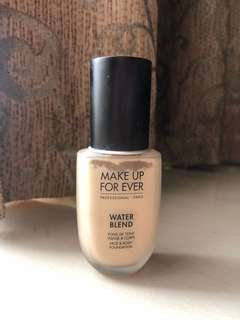 Make Up For Ever Waterblend Foundation shade Y225