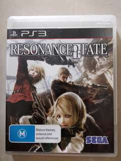 PS3 Resonance of Fate #噢賣Game