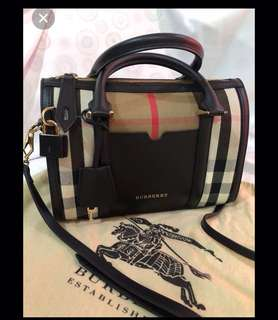 Burberry bag repriced