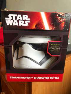 Star Wars Stormtrooper Bottle