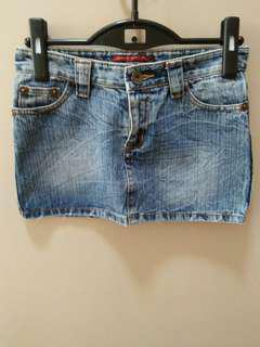 Woman cloth/ Denim Skirt