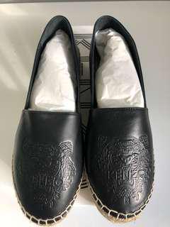 Kenzo Espadrilles Black leather