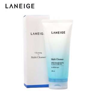 Laneige Multi Cleanser ( New ) Original 100%