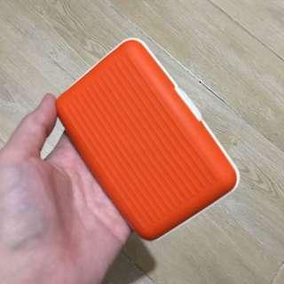 Silicon Card Wallet