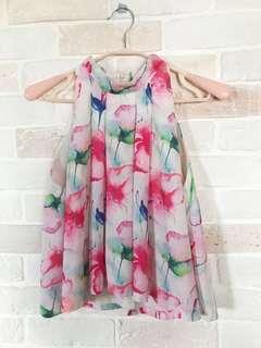Fayth Floral Top