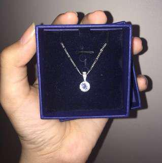 Swarovski Pendant Necklace (with box & gift bag)