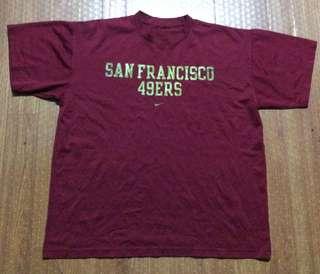 Nike San Francisco Jersey Tshirt Authentic