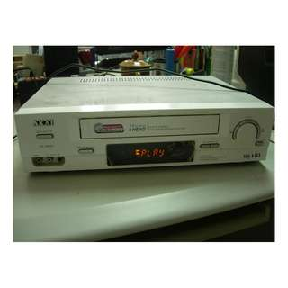 AKAI VHS VIDEO RECORDER 雅佳 錄影機