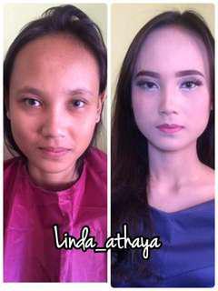 Makeup wisuda diatas 2 orang diskon