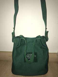 INSTOCKS Canvas Convenient tote bag (adjustable strap)