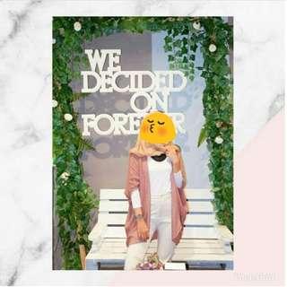 Referensi pemakaian outer untuk yg hijab