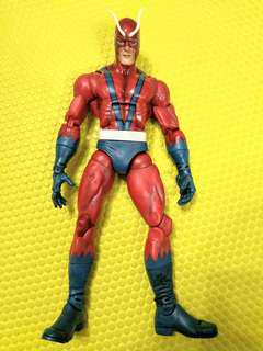 Toybiz絕版Marvel legends BAF Giant Man